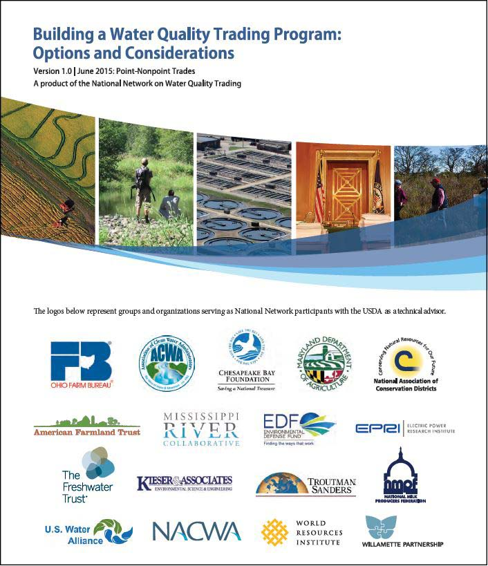 National Network Releases the New Water Quality Trading Guide</strong>